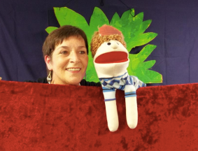 Miss Sue, Puppeteer