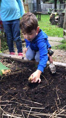 Gardening in the Outdoor Classroom